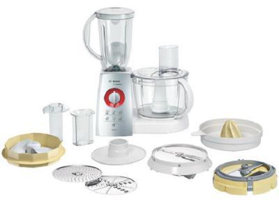Кухонный комбайн Bosch MCM 5529RU - общий вид