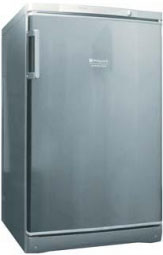Морозильник Hotpoint RMUP100X - Вид спереди