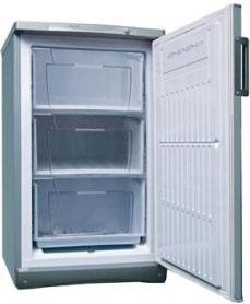 Морозильник Hotpoint RMUP100X - Общий вид