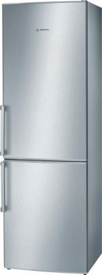 Холодильник с морозильником Bosch KGS36A90 - общий вид