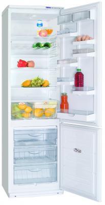 Холодильник с морозильником ATLANT ХМ 5015-016 - Вид спереди
