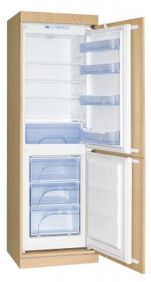 Холодильник с морозильником ATLANT ХМ 4007-000 - общий вид