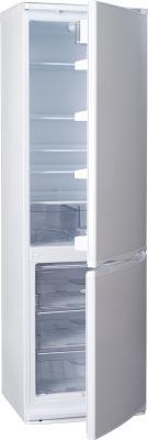 Холодильник с морозильником ATLANT ХМ 5013-016 - в полузакрытом виде