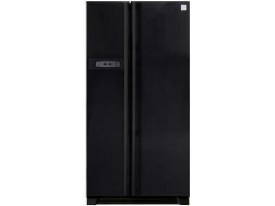 Холодильник с морозильником Daewoo FRS-U20BEB - общий вид