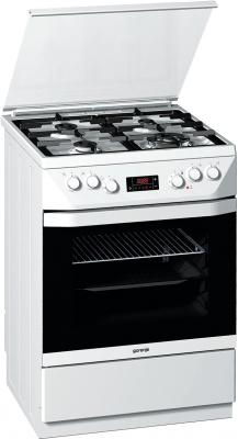 Кухонная плита Gorenje K65348DW - общий вид