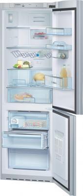 Холодильник с морозильником Bosch KGN36S52 - общий вид