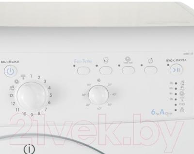 Стиральная машина Indesit IWB 6105 (CIS)