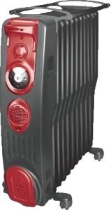 Масляный радиатор Polaris PRE S 0720 HF - общий вид