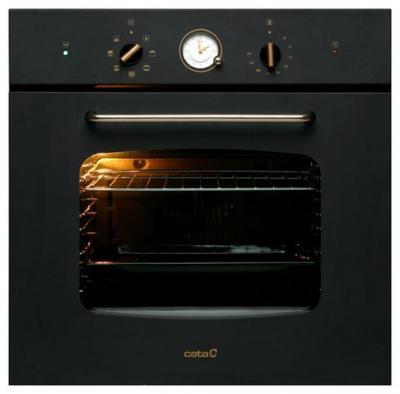 Электрический духовой шкаф Cata MR 609 I Black - общий вид