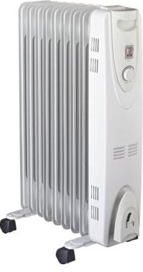 Масляный радиатор VES RG 7 HO - общий вид