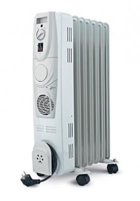 Масляный радиатор VES TRG 7 SF - общий вид