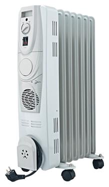 Масляный радиатор VES TRG 9 SF - общий вид