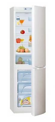 Холодильник с морозильником ATLANT ХМ 4014-000 - общий вид