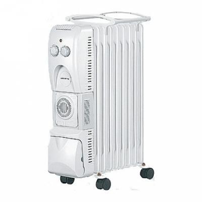 Масляный радиатор Polaris PRE C 0720 HF - вид сбоку