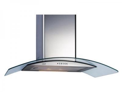 Вытяжка купольная Cata C 900 Glass Inox - общий вид