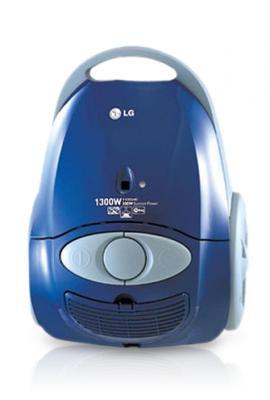 Пылесос LG VC3037RD - вид спереди