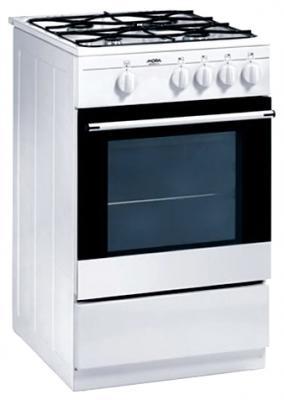 Кухонная плита Mora MGN 51101 FW - вид спереди