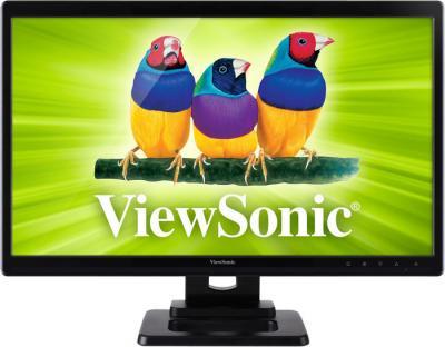 Монитор Viewsonic TD2420 - фронтальный вид