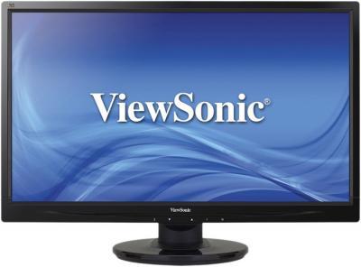 Монитор Viewsonic VA2246-LED - фронтальный вид
