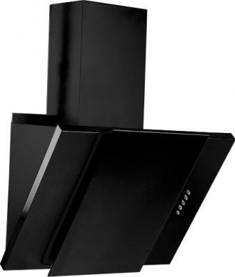 Вытяжка декоративная Zorg Technology Vesta 1000 М (60, черное стекло) - общий вид