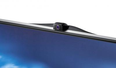 Телевизор Samsung UE40F8000AT - веб-камера