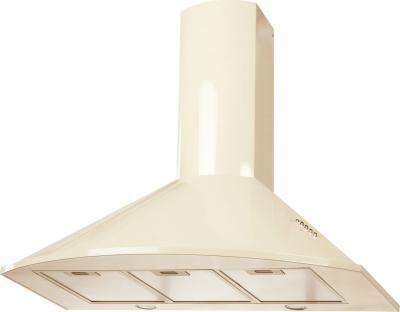 Вытяжка купольная Zorg Technology Лео M (Bora) 750 (90, Beige) - общий вид