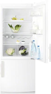 Холодильник с морозильником Electrolux EN2900AOW - общий вид