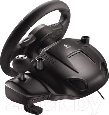 Игровой руль Logitech Driving Force GT (941-000101)