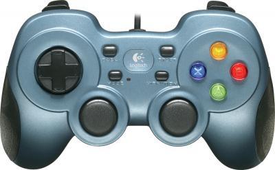 Геймпад Logitech Rumble Gamepad F510 (940-000107) - общий вид