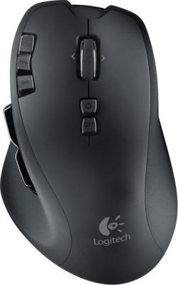 Мышь Logitech G700 Wireless Gaming Mouse (910-001761) - общий вид