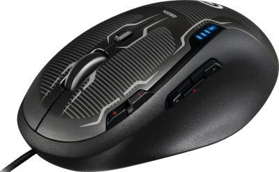 Мышь Logitech G500s (910-003605) - общий вид