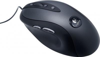 Мышь Logitech Optical Gaming Mouse G400 (910-002278) - общий вид