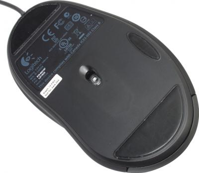 Мышь Logitech Optical Gaming Mouse G400 (910-002278) - вид снизу