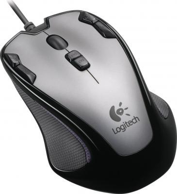 Мышь Logitech G300 (910-003430) - общий вид