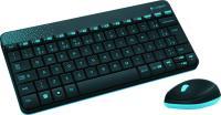 Клавиатура+мышь Logitech MK240 Wireless Combo (920-005790) -