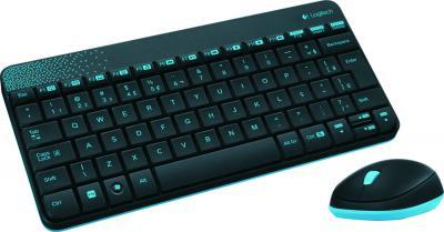 Клавиатура+мышь Logitech MK240 Wireless Combo (920-005790) - общий вид
