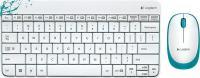 Клавиатура+мышь Logitech MK240 Wireless Combo (920-005791) -