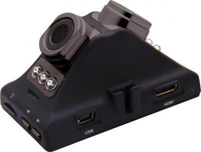 Автомобильный видеорегистратор Ritmix AVR-787 DUO - разъемы
