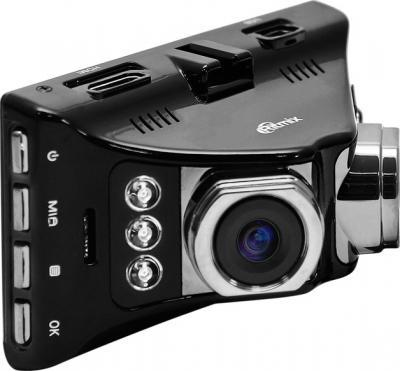 Автомобильный видеорегистратор Ritmix AVR-787 DUO - общий вид