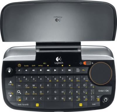 Клавиатура Logitech diNovo Mini (920-000589) - общий вид