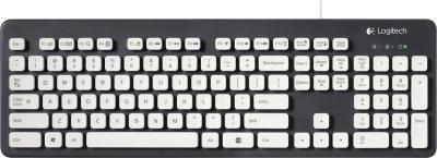 Клавиатура Logitech K310 (920-004061) - фронтальный вид