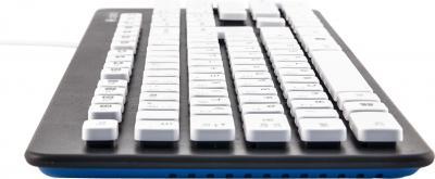 Клавиатура Logitech K310 (920-004061) - вид сбоку