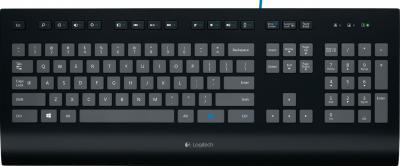 Клавиатура Logitech K290 (920-005194) - общий вид