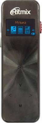 Цифровой диктофон Ritmix RR-300 (4Gb Titanium) - общий вид