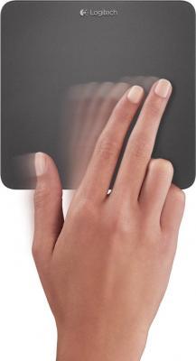 Тачпад Logitech Wireless Rechargeable Touchpad T650 (910-003060) - в работе