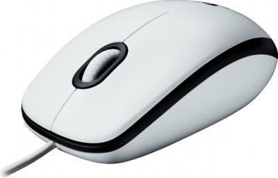 Мышь Logitech M100 (910-001605) - общий вид