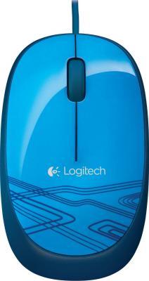 Мышь Logitech M105 (910-003105) - общий вид