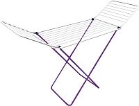 Сушилка для белья Gimi Crono (фиолетовый) -