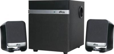 Мультимедиа акустика Ritmix SP-2101 - общий вид