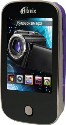 MP3-плеер Ritmix RF-7200 (4GB, фиолетовый) - общий вид